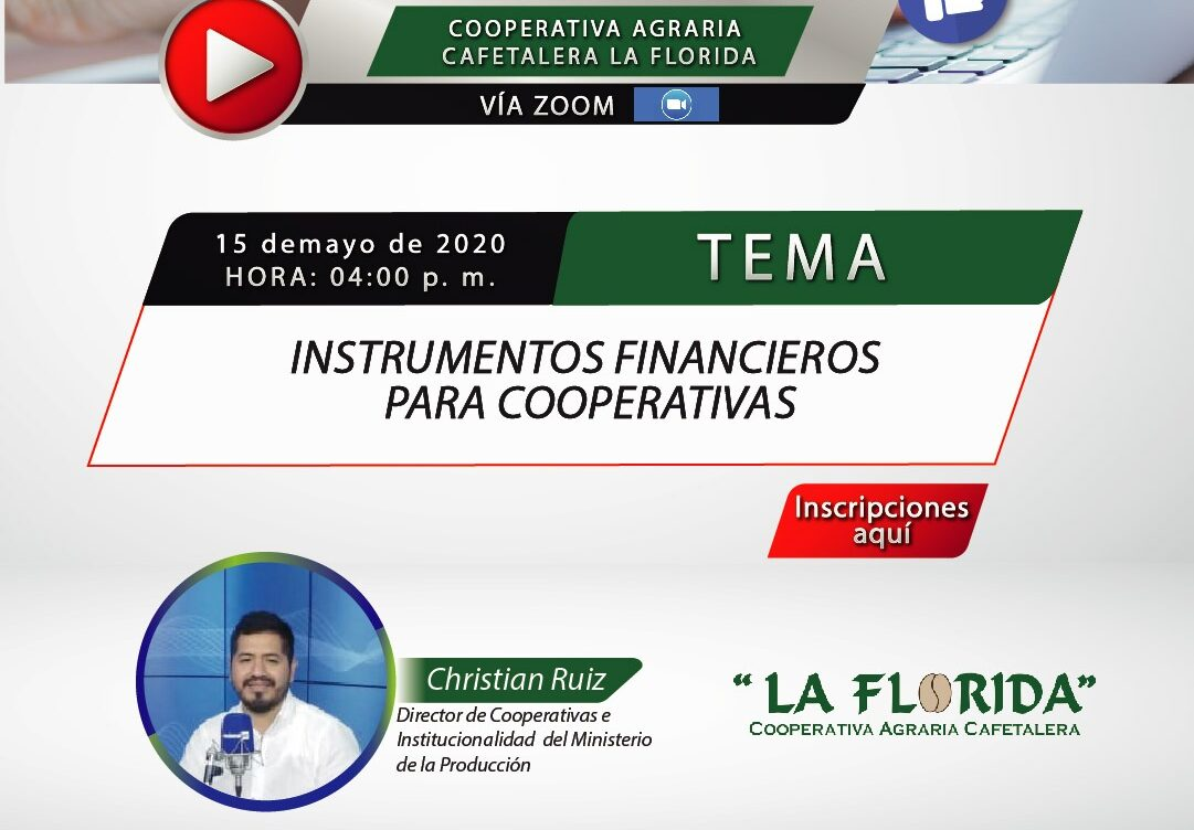 CAC LA FLORIDA REALIZA CONVERSATORIO VIRTUAL CON PRODUCE